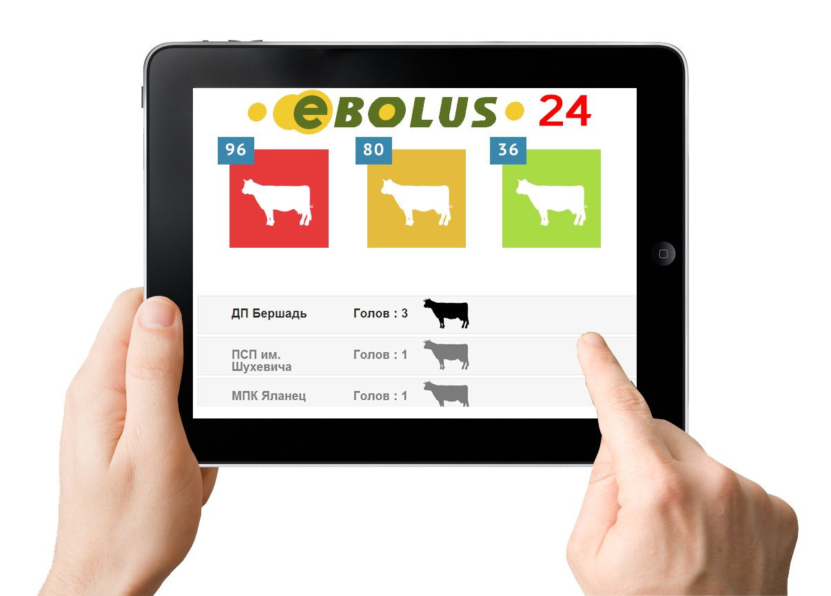 How to use EBOLUS24